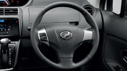 Alza Steering Wheel with Audio Switches