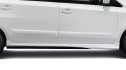 Alza New Sporty Side Skirtings
